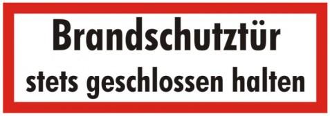 Brandschutztüren Wartung München