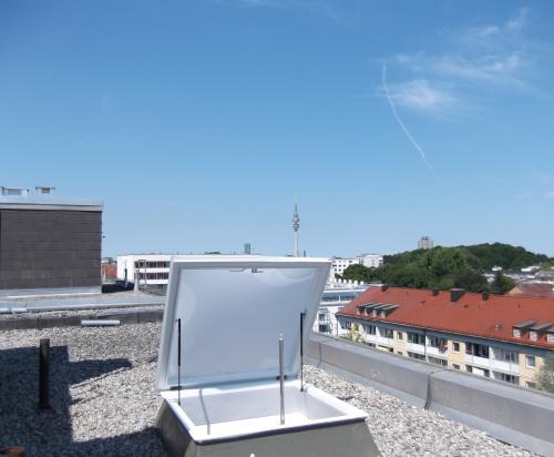 Rauchwärmeabzugsanlagen RWA  München